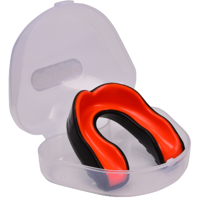 cushion mouth guard for slide